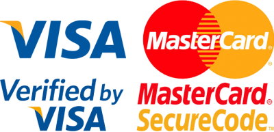 Visa and Master Card Logo